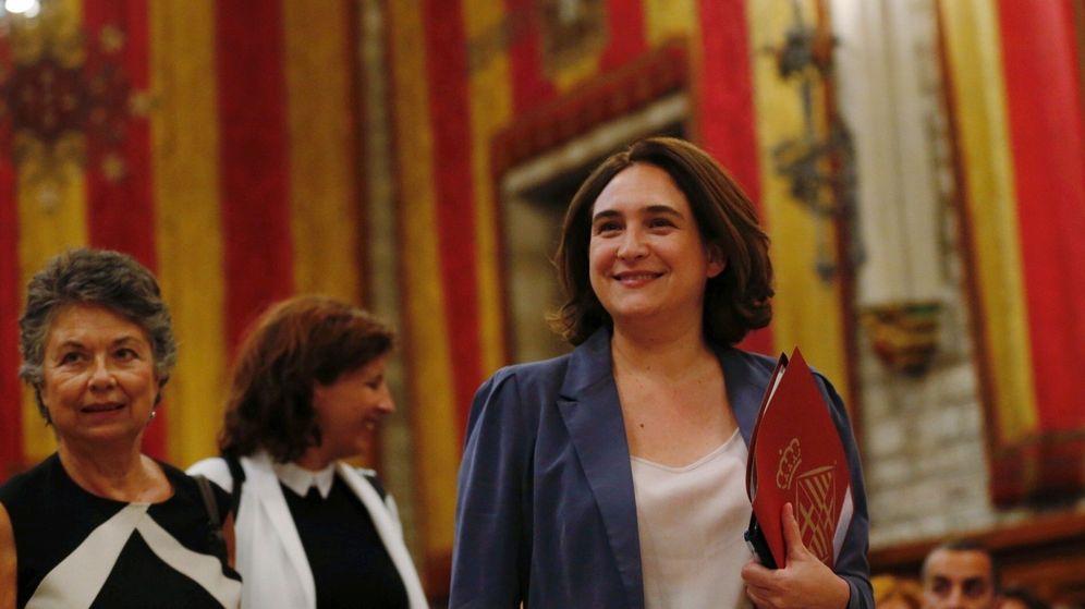 Foto: La alcaldesa de Barcelona Ada Colau, en una imagen de archivo. (Efe)