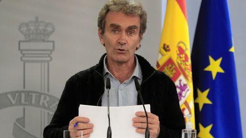 Fernando Simón avisa de que la situación seguirá empeorando hasta mitad de enero