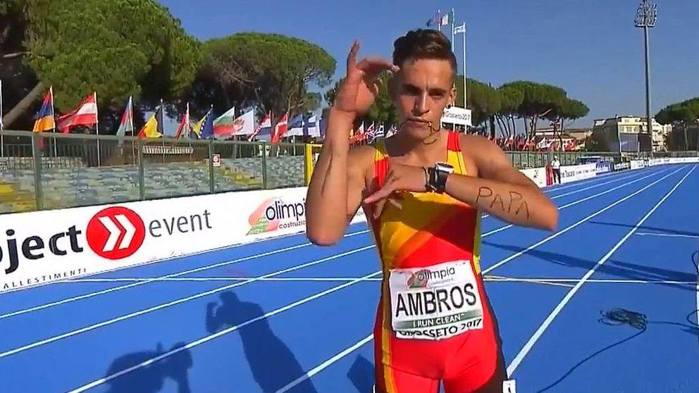 Daniel Ambrós, el rayo que viene detrás de Bruno Hortelano… y no es el único