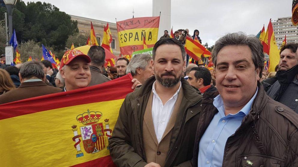 El líder de Vox en Valencia cobró 8 años de un 'chiringuito' del PP investigado por corrupció