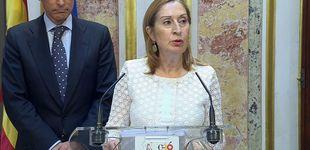 Post de Debate de investidura: el guiño de Ana Pastor a su amiga Soraya Sáenz de Santamaría
