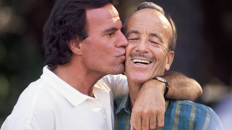 Padre e hijo. (Getty)