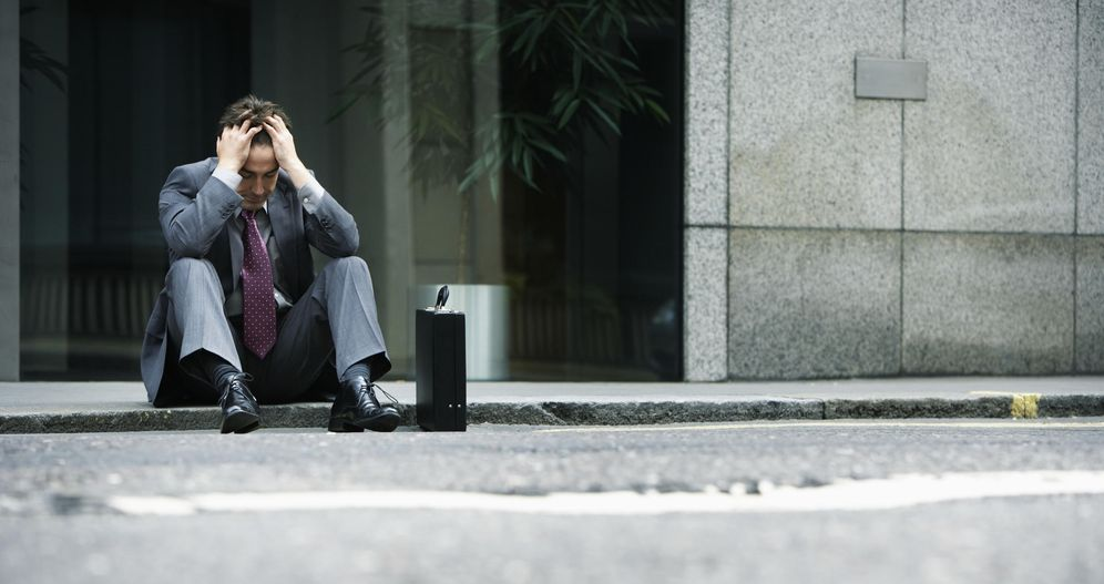 Foto: El salario medio de los españoles es de 1.300 euros, pero muchos no llegan ni a mileuristas en las grandes capitales. (Corbis)