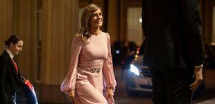 Post de Begoña Gómez, princesa por sorpresa: del Palacio Real a Buckingham Palace en 24 horas