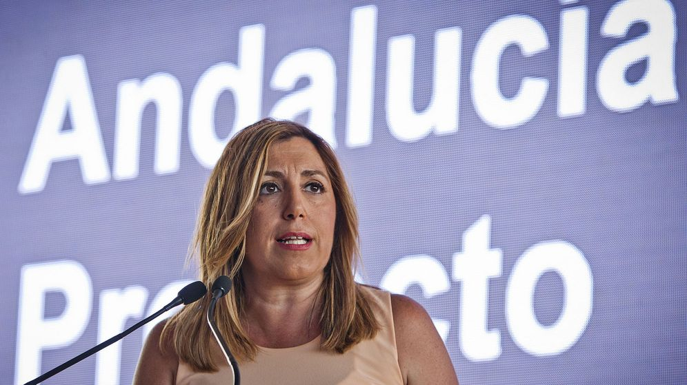 Foto: El PSOE andaluz llama a la responsabilidad de todos para evitar otras elecciones. (EFE)