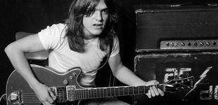 Post de La muerte del antihéroe Malcolm: ¿qué será ahora de AC/DC sin el jefe?