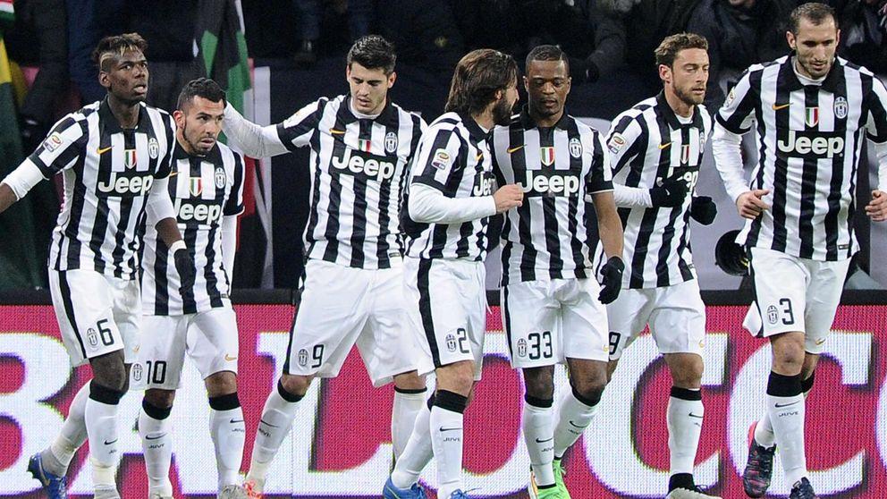 Una repetición manipulada por la Juventus provoca el caos en Italia