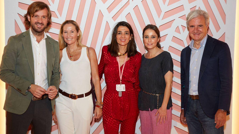 Rosauro Varo,Fiona Ferrer, Marta Foncillas, Andrea Levy, Juan Costa. (Limited Pictures)