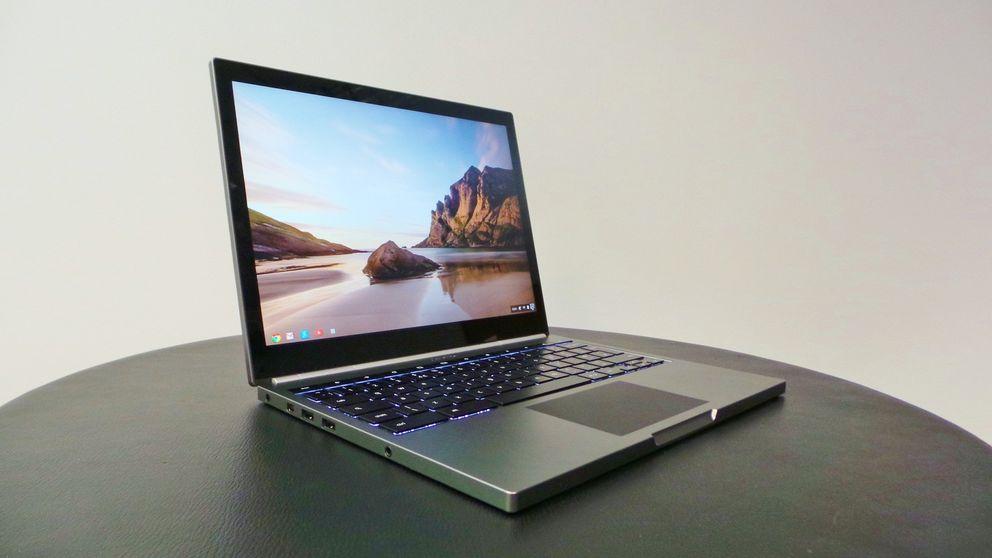 Google prepara un nuevo Chromebook de alto rendimiento