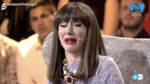 Natalia Ferviú acaba llorando en 'Cámbiame' tras una fuerte discusión
