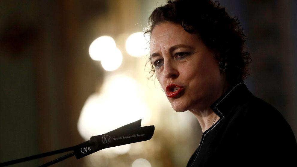 Trabajo ofrece a los sindicatos las tasas Google y Tobin para pagar las pensiones