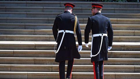 La Casa Real inglesa, preocupada por la brecha abierta entre Guillermo y Harry