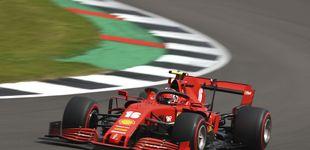Post de ¿El resurgir de Ferrari en Silverstone?: puro maquillaje que desaparecerá en carrera