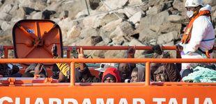 Post de Interceptan una embarcación con 46 inmigrantes en el sur de Gran Canaria