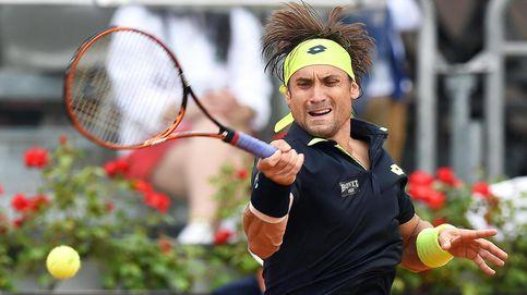 Así vivimos en directo las 'semis' del Masters de Roma: Ferrer-Djokovic