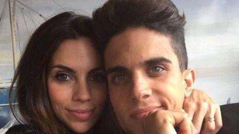 Melissa Jiménez y Marc Bartra anuncian su compromiso