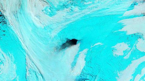 ¿Por qué surgen los enormes agujeros en mitad de la Antártida? Enigma resuelto