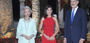 Post de El 'casi adiós' a Mallorca: los Reyes despiden su agenda institucional en la Almudaina