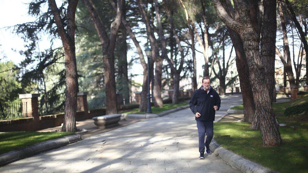 Rajoy: Estoy en forma, con ganas y dispuesto una vez más a dar la batalla