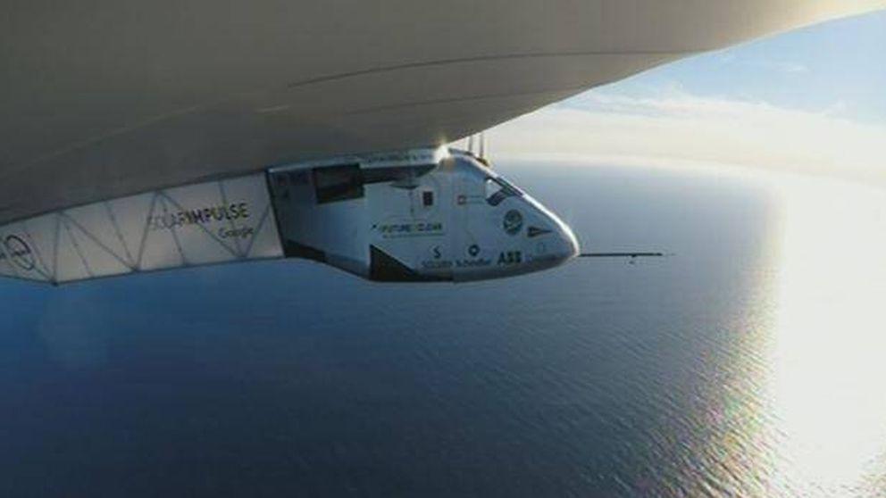 Las imágenes del Solar Impulse 2: de Nueva York a Sevilla en 100 horas