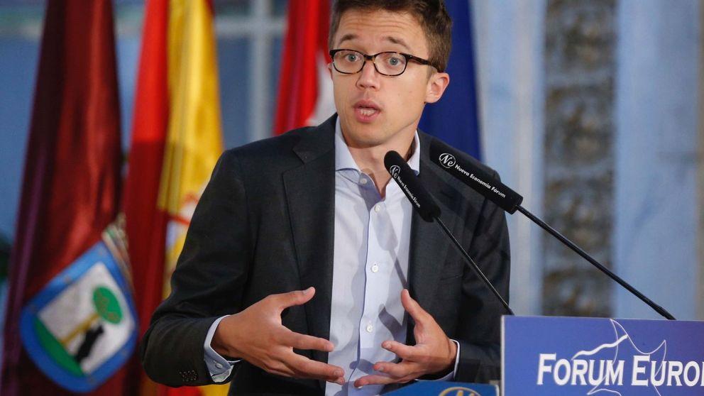Errejón ofrece un acuerdo a PSOE y Cs para que Madrid no dependa de Vox