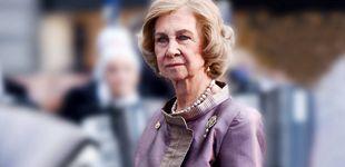 Post de El emotivo mensaje que la reina Sofía ha enviado a Georgina Rodríguez