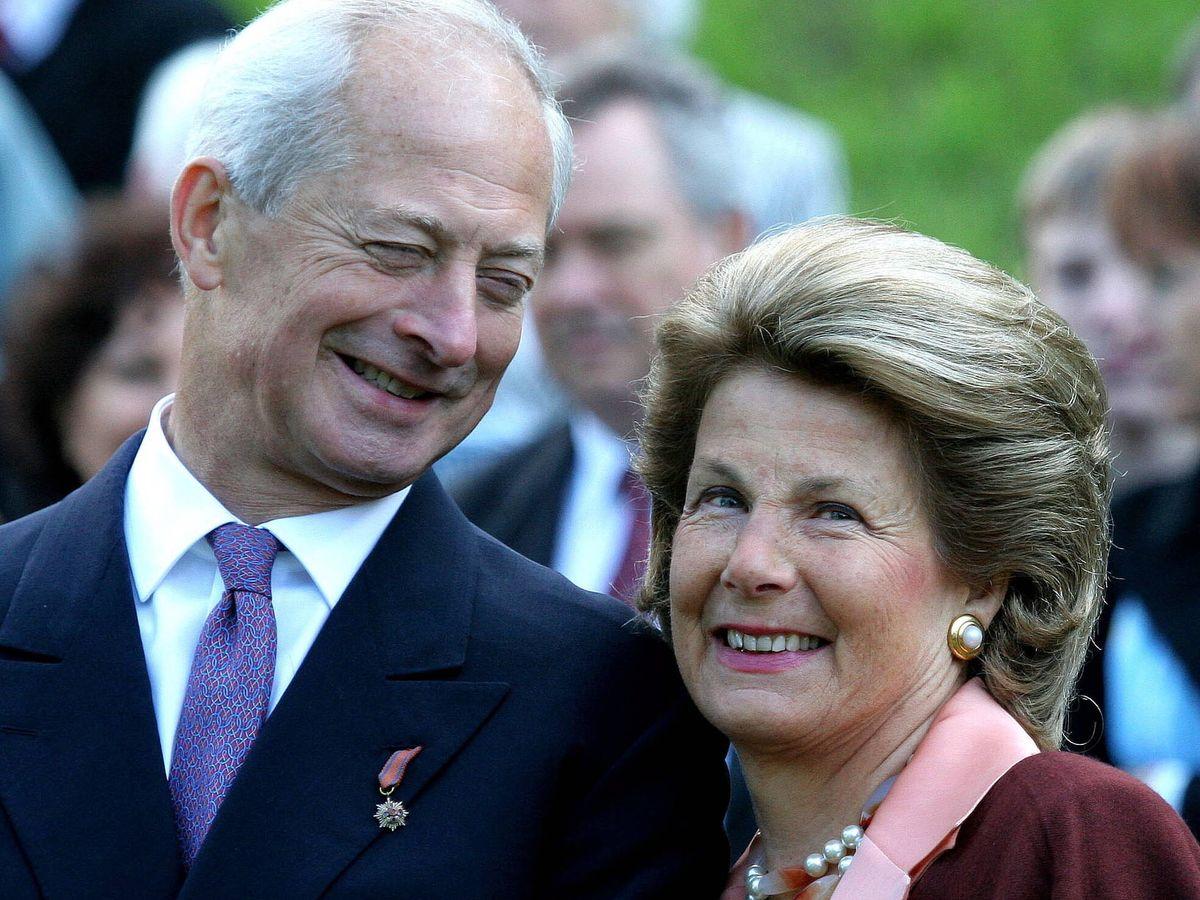 Foto: La princesa Marie de Liechtenstein y su marido, Hans Adam. (Gtres)
