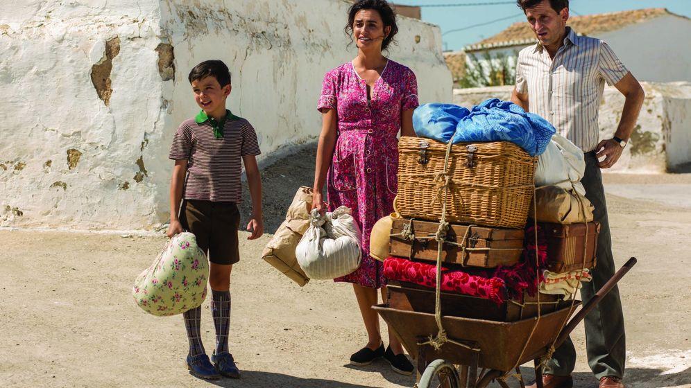 Foto: Penélope Cruz y Raúl Arévalo en un fotograma de 'Dolor y Gloria'. (El Deseo)