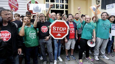 Valencia, ciudad libre de desahucios…para proteger a los funcionarios judiciales