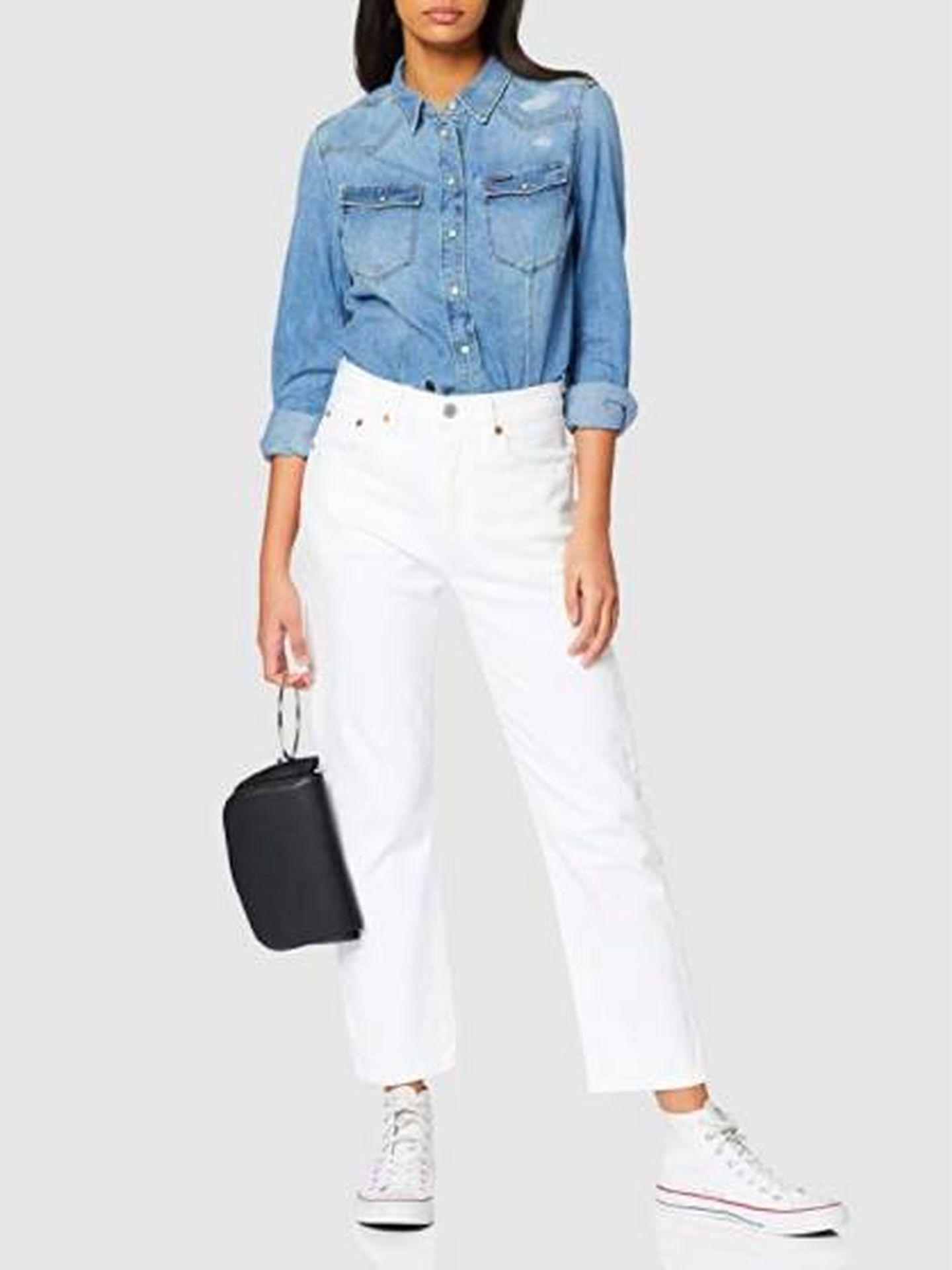 Jeans de Levi's. (Cortesía)
