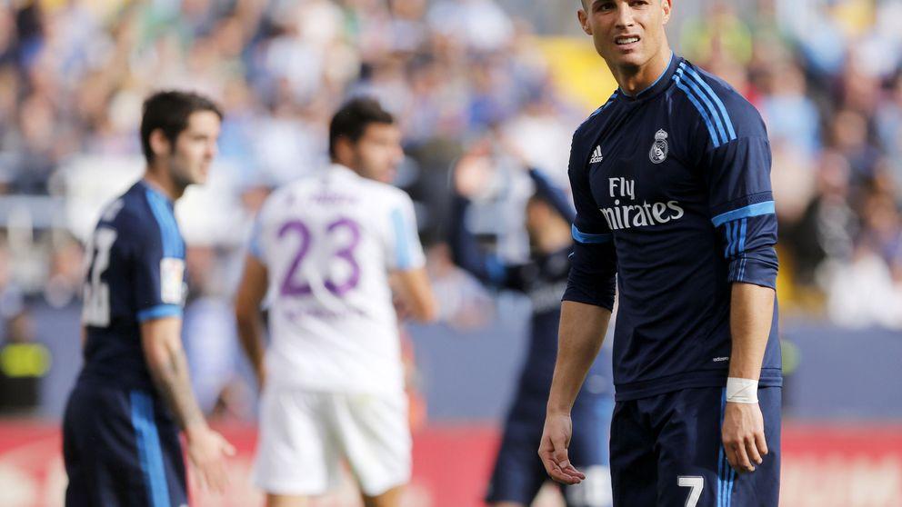El Madrid de Zidane revive en Andalucía los peores miedos del Madrid de Mou