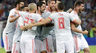 Mundial de Rusia: y el fútbol volvió a unir a España... hasta cuartos de final