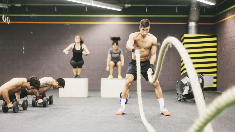 Las formas infalibles de quemar grasa cuando haces ejercicio en el gimnasio