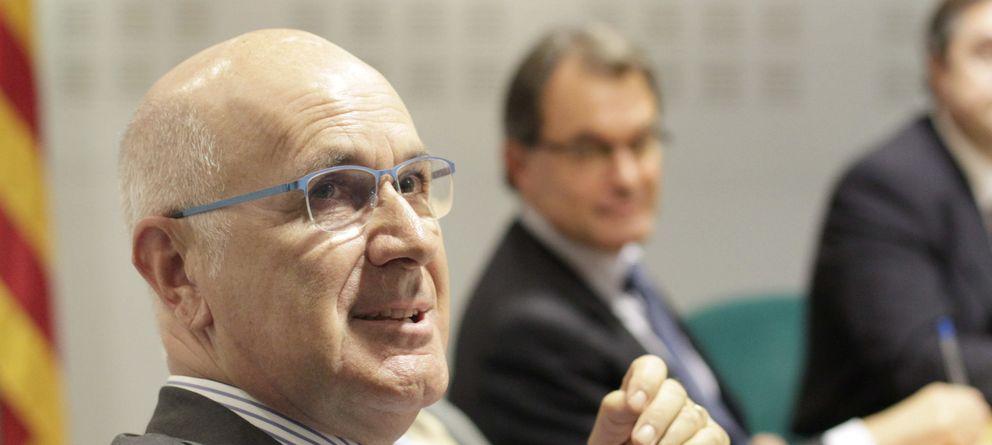 Foto: Duran Lleida doblega a Artur Mas para que asista a la proclamación del Rey Felipe VI