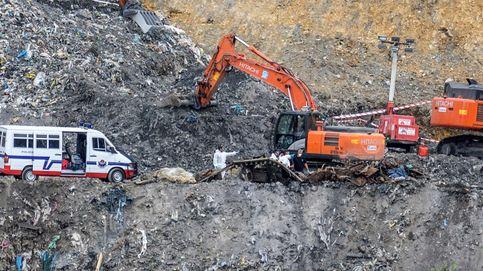 Los restos óseos y los objetos encontrados en Zaldibar podrían ser de Alberto Sololuze