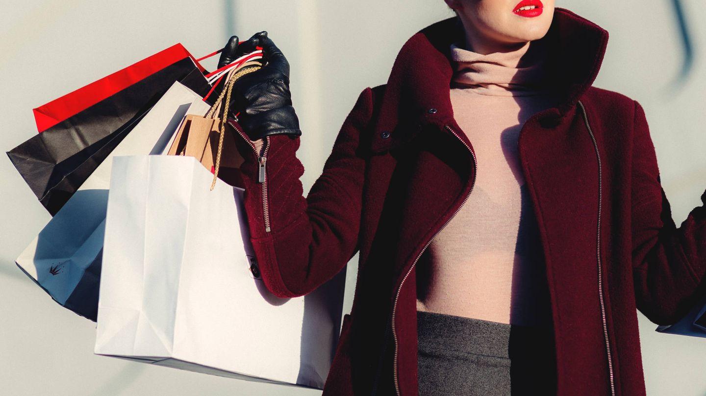 Tiendas de moda con descuentos en el Black Friday. (Freestocks para Unsplash)