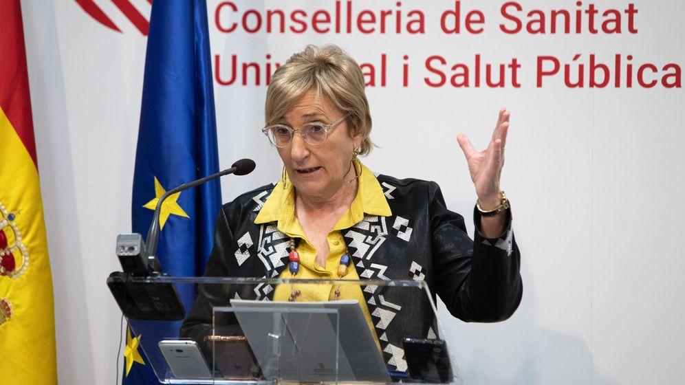 Foto:  La consellera de Sanidad, Ana Barceló. (EFE)