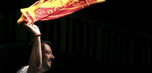 Post de Salvini y la guerra de la bandera: un partido independentista a punto de gobernar Italia