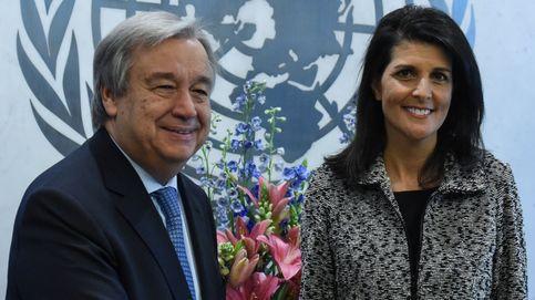 El Gobierno de EEUU amenaza en la ONU a aquellos países que no colaboren con él