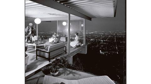 Casas de cristal: la arquitectura esencial