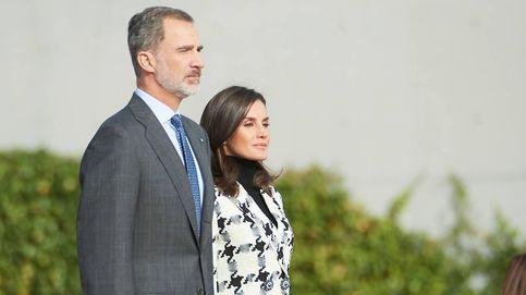 Un único acto y junto al rey Felipe: la despejada agenda de la reina Letizia para la próxima semana