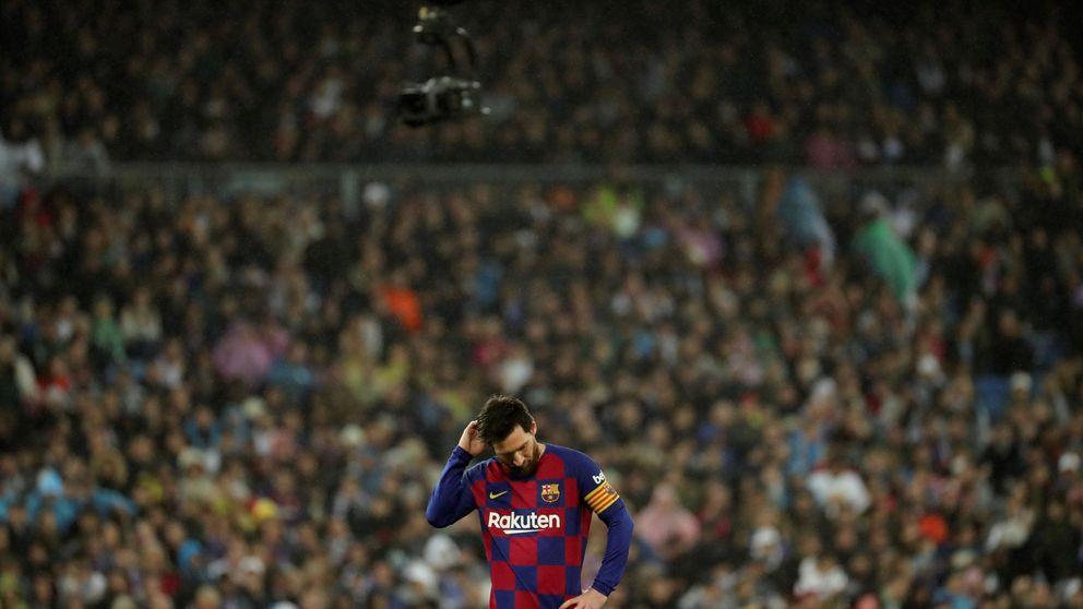 Leo Messi y los capitanes del Barcelona aceptan bajar los sueldos por el coronavirus