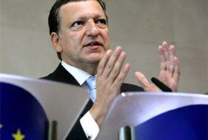 Barroso pide a los líderes europeos que rescaten a Grecia