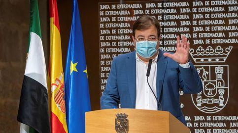 Echenique reprocha a Vara que dé alas al negacionismo al dudar de la vacuna