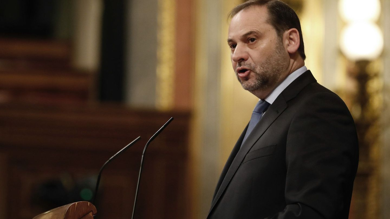 El ministro de Fomento, José Luis Ábalos. (EFE)