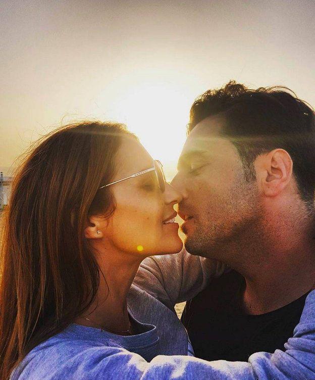 Foto: Paula Echevarría y David Bustamante en una imagen de archivo. (Instagram)