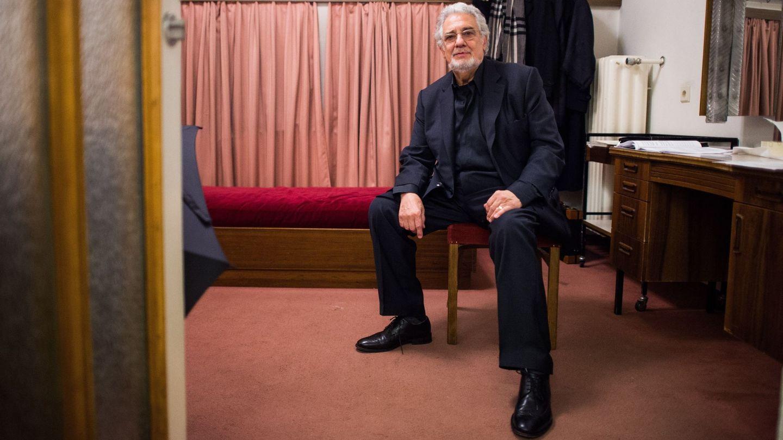 Plácido Domingo, en una imagen de archivo. (EFE)