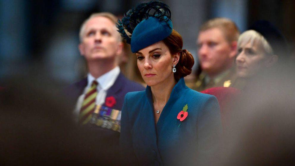 Kate Middleton y una difícil etapa: los dos golpes que la han sumido en la tristeza