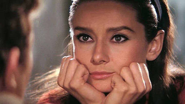Audrey Hepburn, en un fotograma de 'Dos en la carretera'.