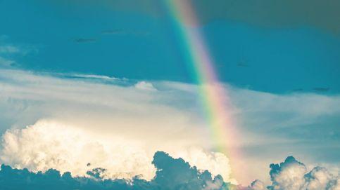 Fotografían el primer 'arcoíris-tornado' de EEUU en diecisiete años